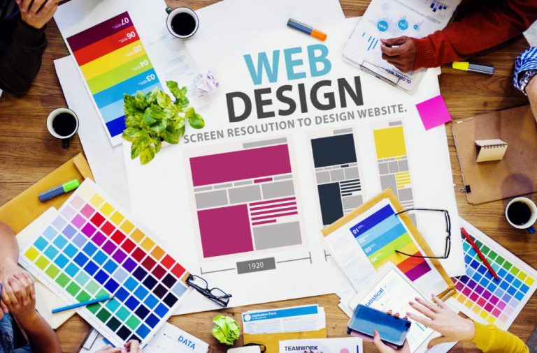 The Very Best Website Design For The Visitors